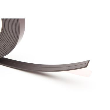 Selbstklebendes Magnetband 12,7 mm, 1 Meter