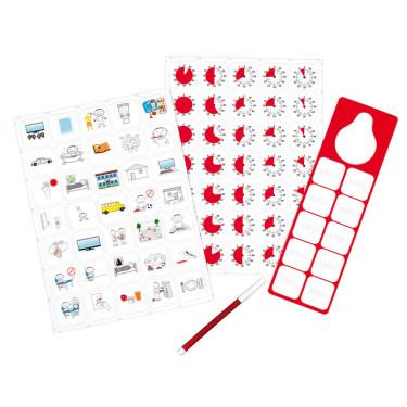 Magnetic Pictogram Kit