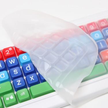 Clevy Tastaturschutzfolie