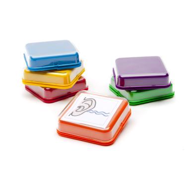 Sprechboxen 6 Pack | Big-Point