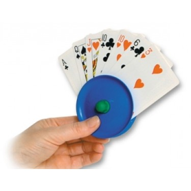 Runder Kartenhalter