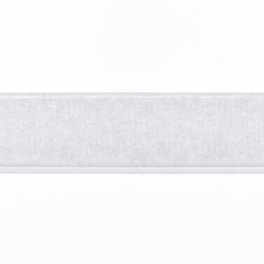 Selbstklebendes Klettband, 16 mm, weiß, Flauschseite