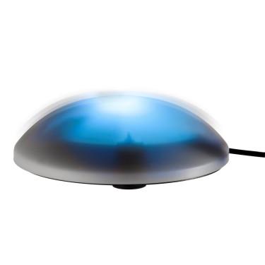 Vibrierender und leuchtender Schalter