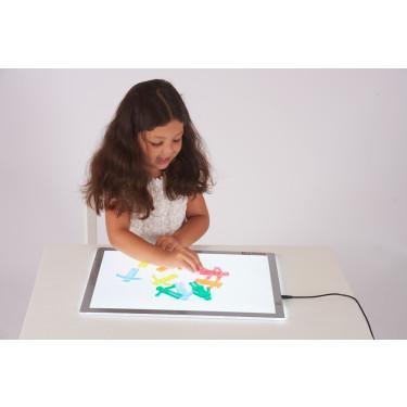 LED Leuchtplatte für den Unterricht