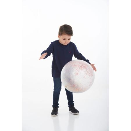 Großer faszinierender Aufblasball