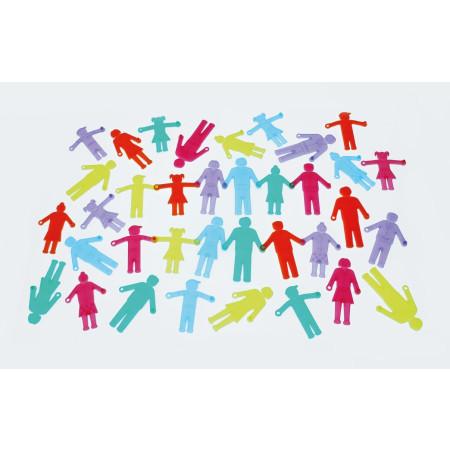 SiliShapes™ Linking People