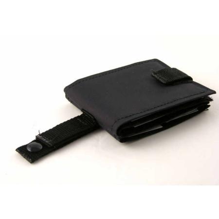 Klettbuch schwarz
