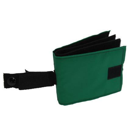 Klettbuch grün