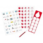 Magnetic Pictogram Kit