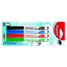 Farbige Whiteboard Marker Maped