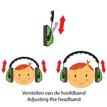 Kindergehörschutz Peltor Kid